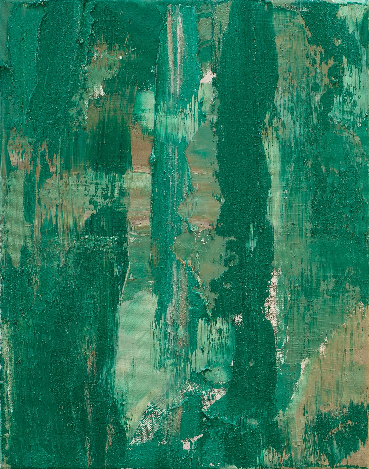 Green Trio #2