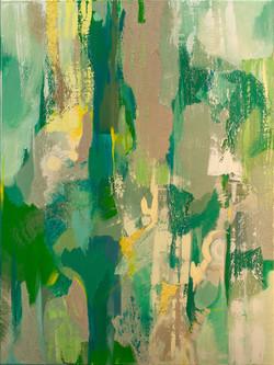 "Diptych ""Green"""