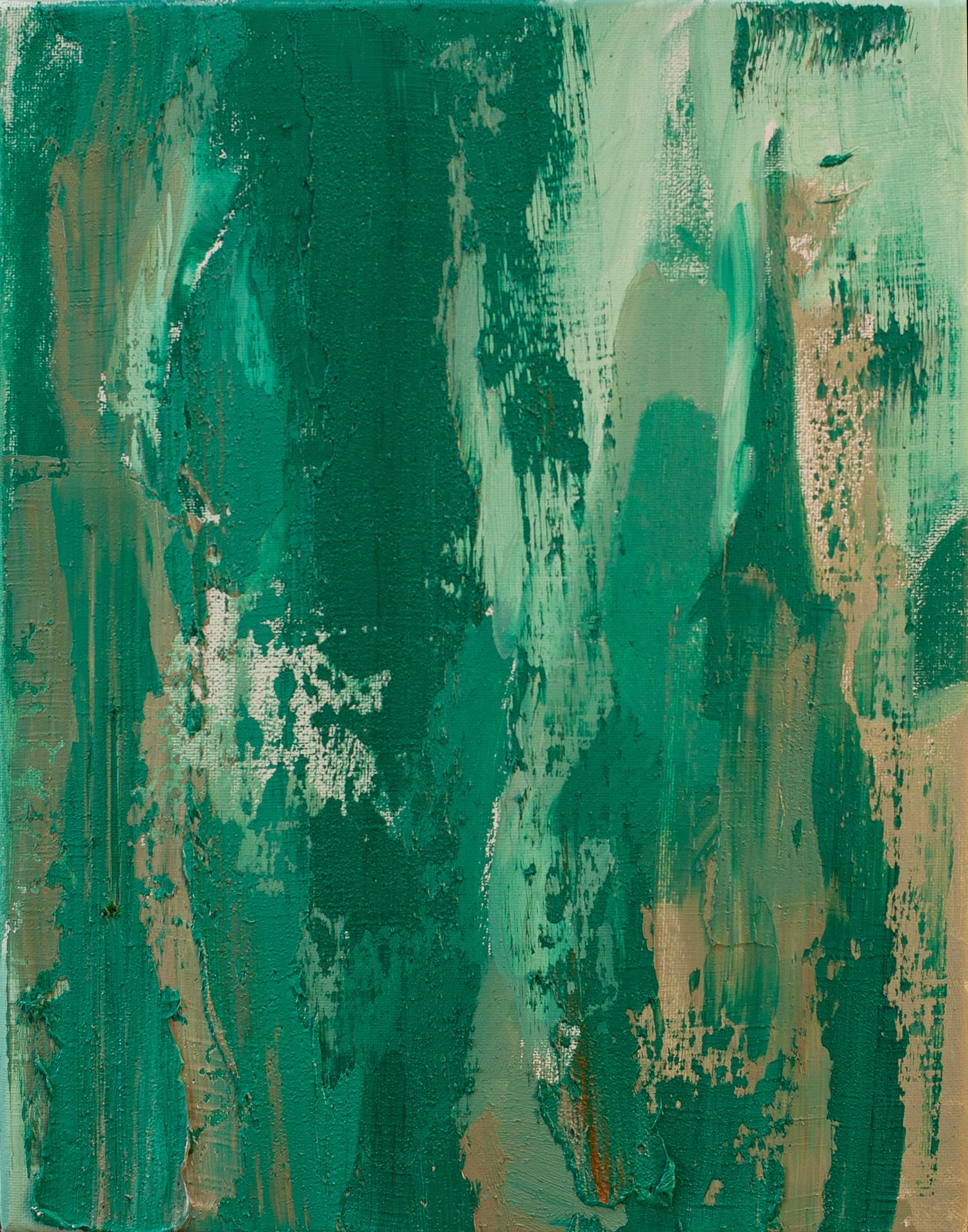 Green Trio #3