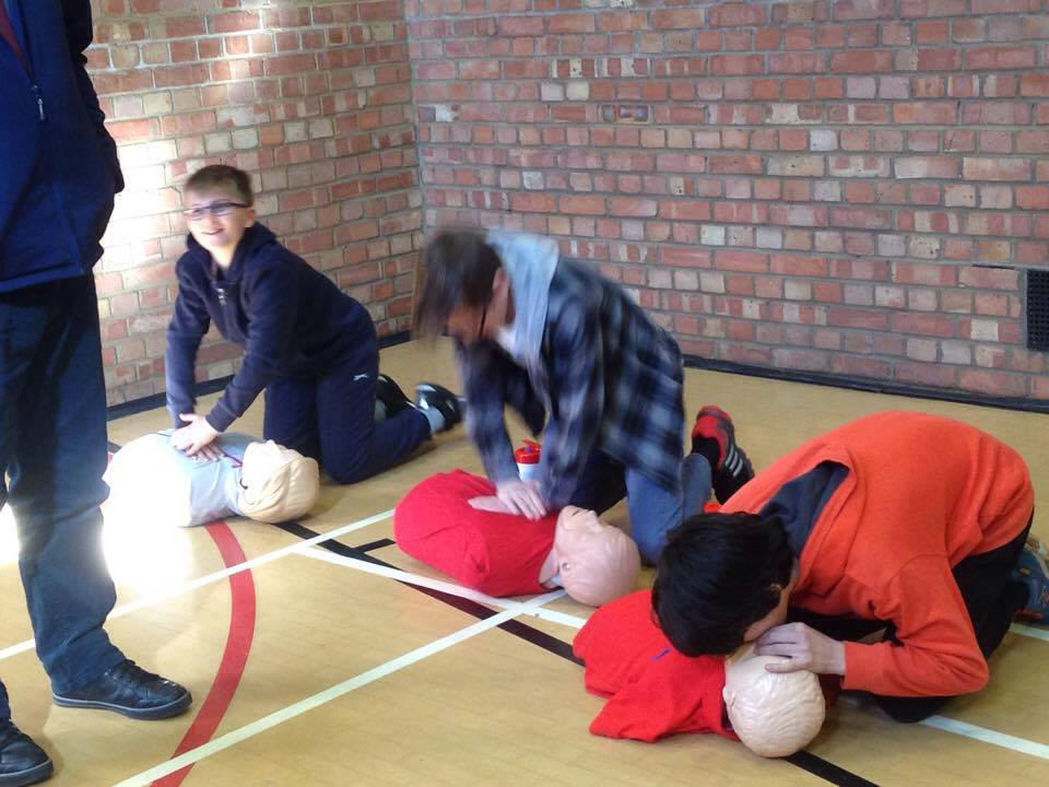 First aid 2017
