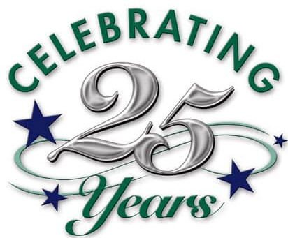 25 Years!!
