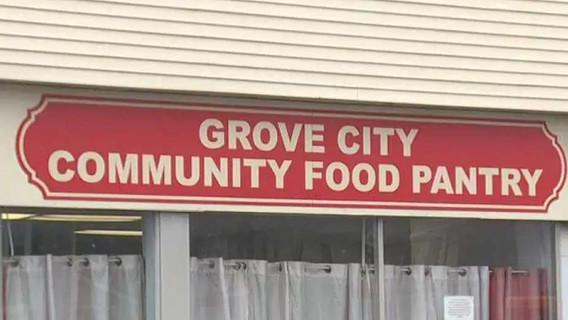 Grove City Community Food Pantry