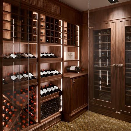Enchanted Retreat - Wine Cellar