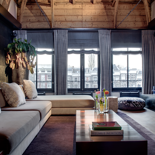 Luxurious Loft, Amsterdam