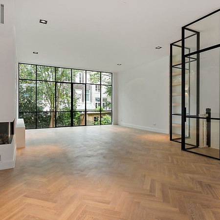 In Progress: Modern Apartment, Amsterdam