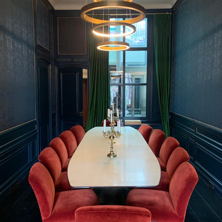Canal House - Dining Room
