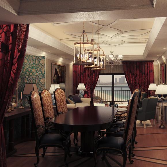 In Progess: Penthouse Dubai