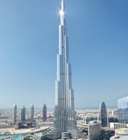 Coming Soon: Burj Khalifa Residence, Dubai UAE