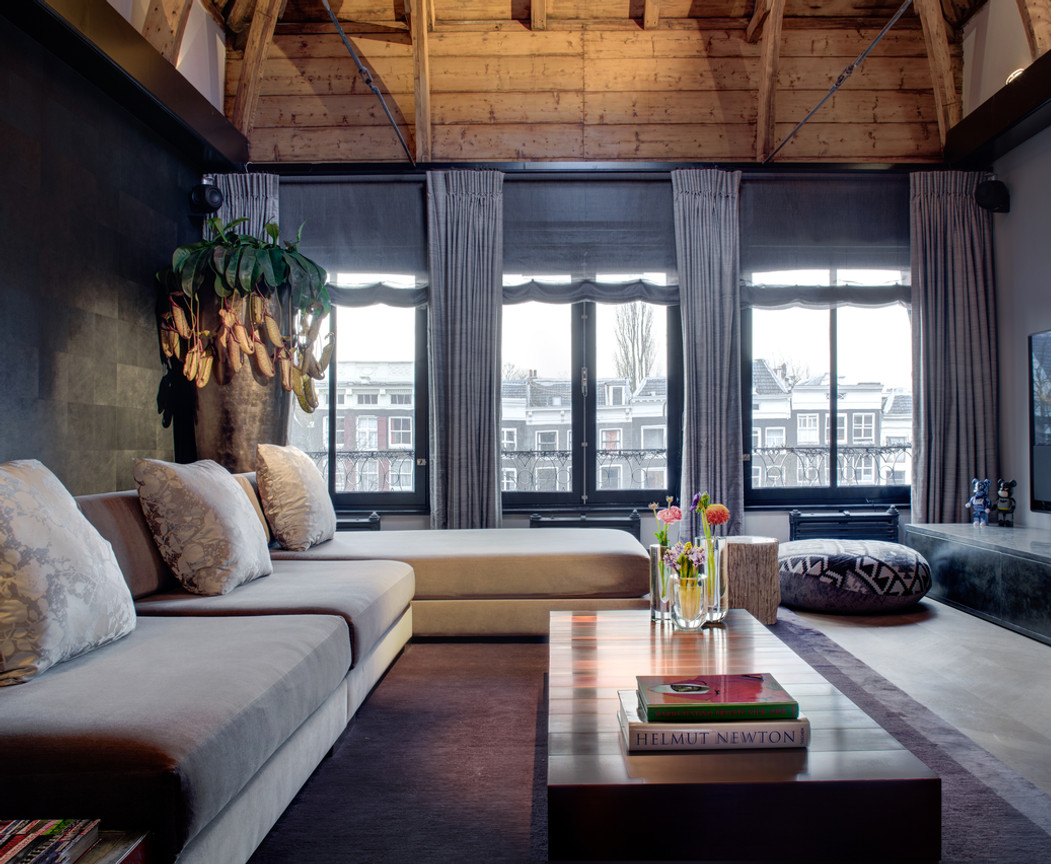 Contemporary & Timeless Canal Loft, Amsterdam