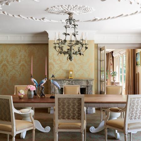 Elegant Estate - Dining Room