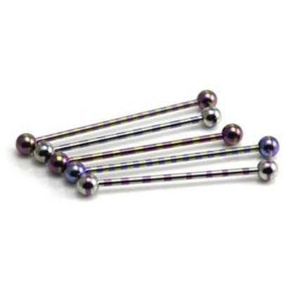 Stripe Industrial Bars 1.6mm