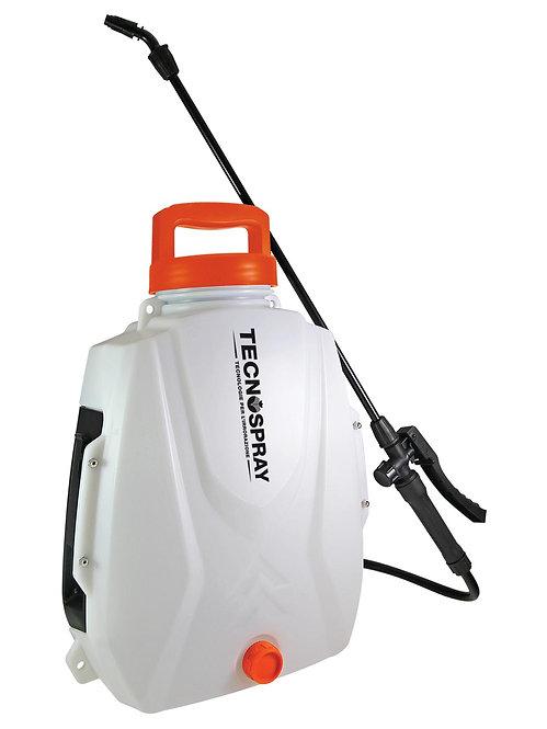 ENERGY 8: מרסס גב נטען קומפקטי 8 ליטר