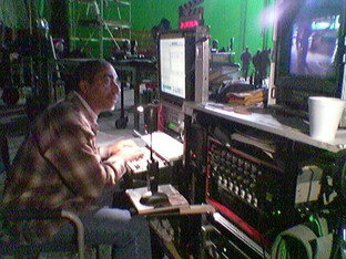 Colin Codner - 2nd Boom Operator/ Assistant