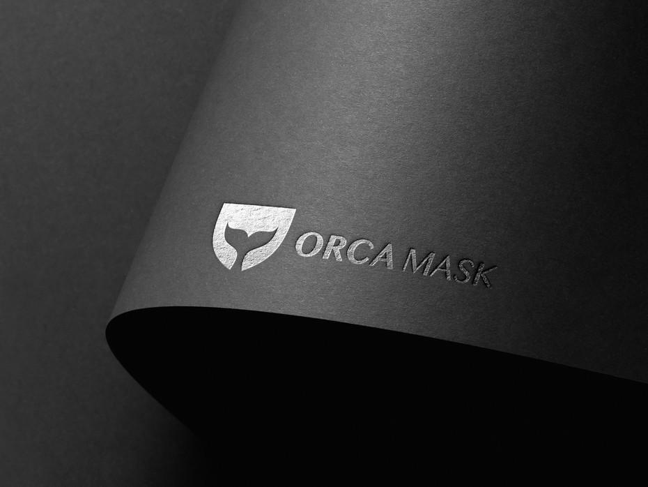 Orca Mask Logo