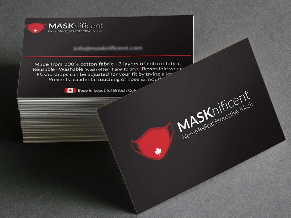 MASKnificent BC Design