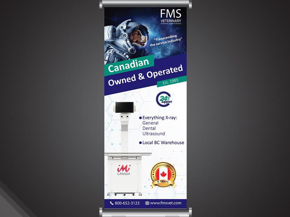FMS Banner Design