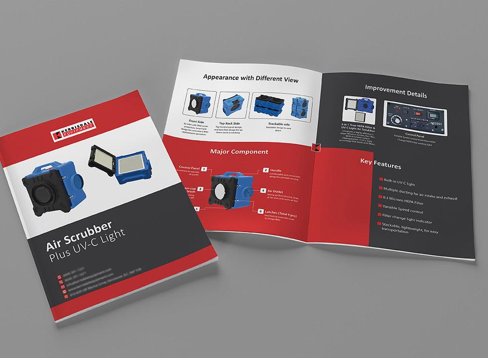 Air Scrubber Brochure
