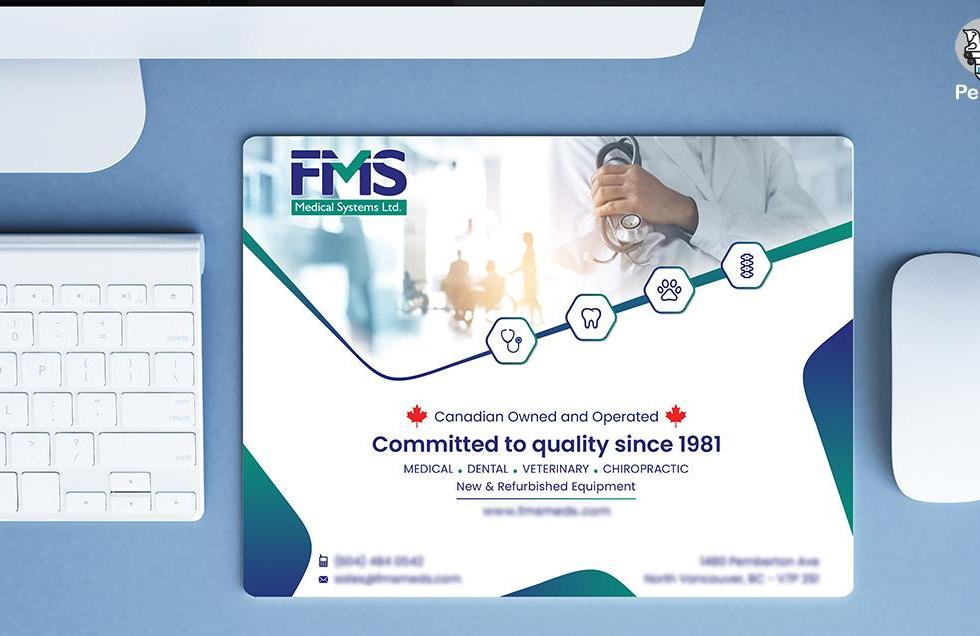 FMS Mouse Pad Design