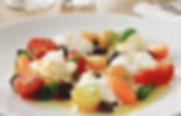 Caprese Salad bedrijfslunch