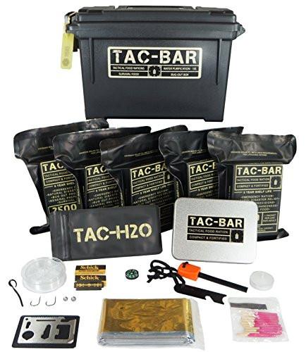 Tac-Bar Bug Out Box