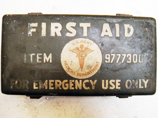 The Perfect Bug Out Bag First Aid Kit