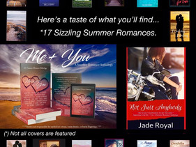 Me+You Author Interview: Jade Royal