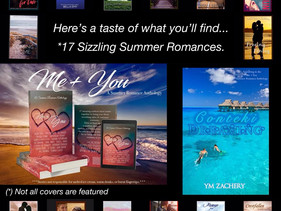 Me+You Author Interview: YM Zachary