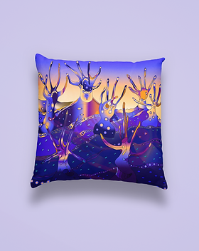 mockup-of-a-squared-pillow-centered-on-a