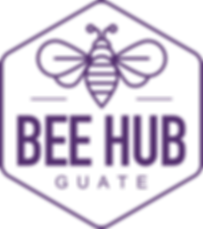 BeeHub-Logo White & Purple.png