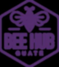 BeeHub-Logo White & Purple.png