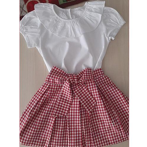 Conjuntos de niñas (short- falda), vestidos de niñas