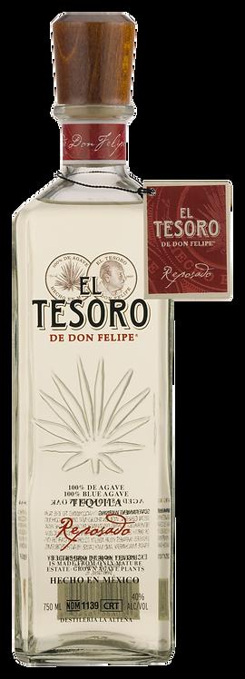 Tequila Tesoro de Don Felipe Reposado