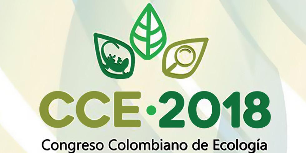 CONGRESO COLOMBIANO DE ECOLOGÍA 2018