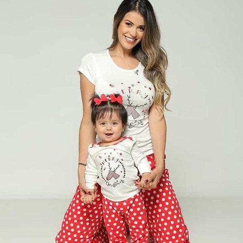 Dúo Pijamas Mamá e Hija