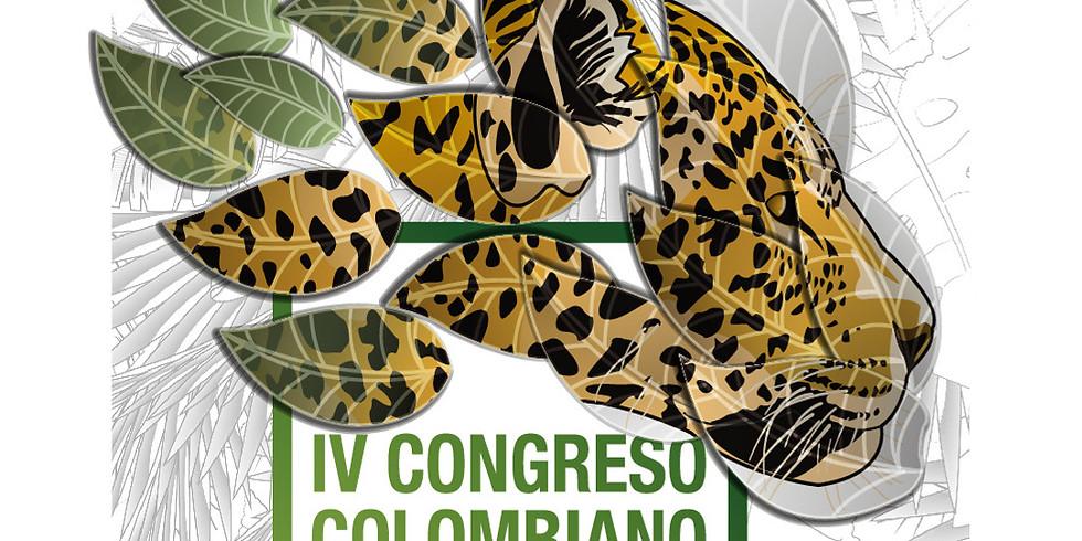 IV CONGRESO COLOMBIANO DE RESTAURACIÓN ECOLÓGICA
