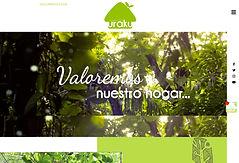 Página Web Corporativa Para ONG - Colombia