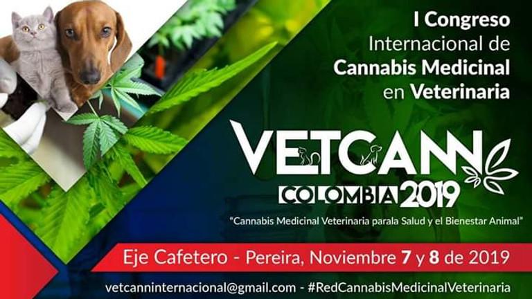 I CONGRESO INTERNACIONAL DE CANNABIS MEDICINALEN VETERINARIA