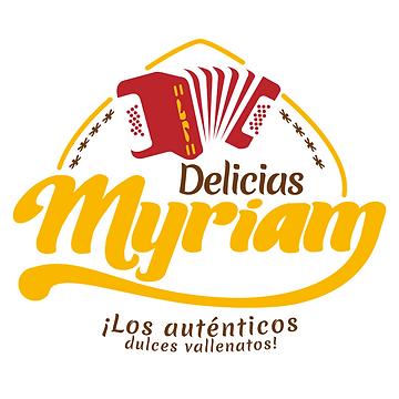 LOGO DELICIAS MYRIAM CUADRADO.png