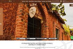 Página Web Hotelera - Colombia