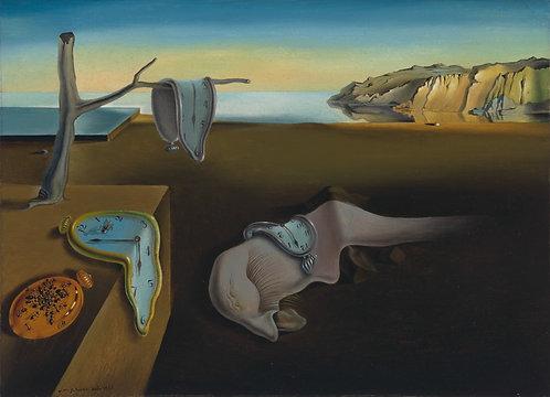 """Diamond Painting """"20 x 30"""" The Persistence of memory"""" de Dali"""