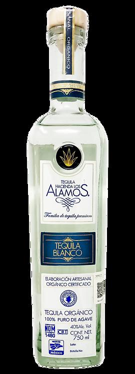 Tequila Hacienda Los Alamos Blanco