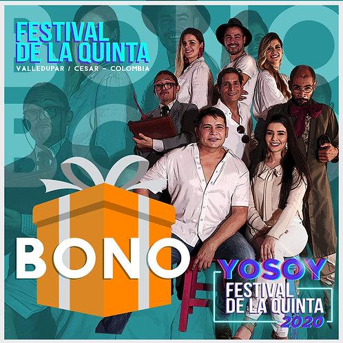 Bonos Regalo