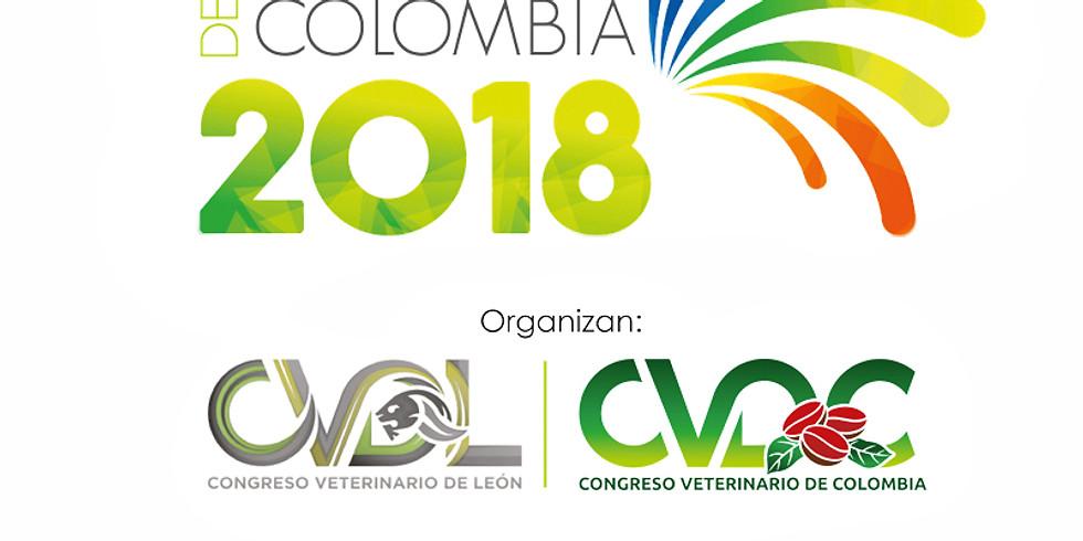 CONGRESO VETERINARIO COLOMBIANO 2018