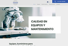 Página Web Corporativa - Colombia