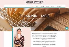 Página Web Blog - Ecuador