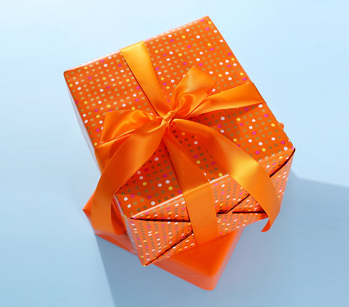 Small Gift Wrap