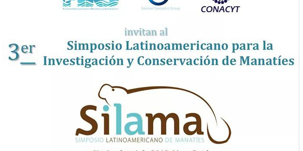 SIMPOSIO LATINOAMERICANO PARA LA INVESTIGACIÓN Y CONSERVACIÓN DE MANATÍES