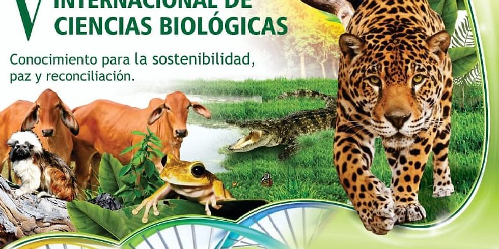 LIV CONGRESO NACIONAL Y V INTERNACIONAL DE CIENCIAS BIOLÓGICAS