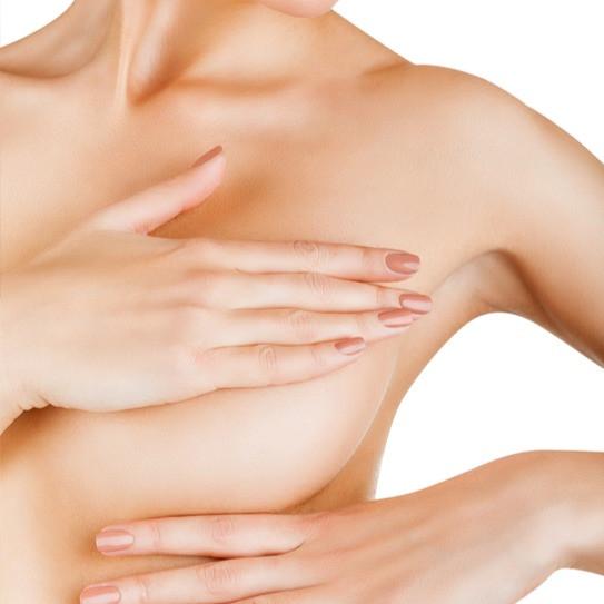 Mamografía Después de una Cirugía de Aumento de Senos