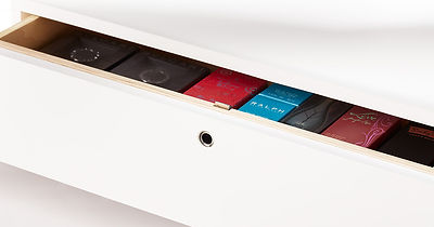 invue smartlock digital lock for drawers and cabinets